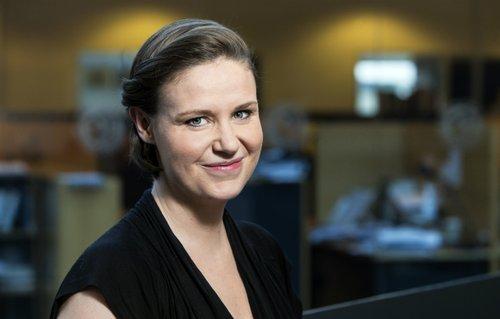 Auður Örlygsdóttir vekefnisstjóri